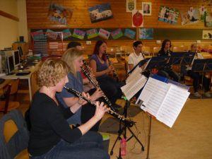 Klarinetten Und Oboe