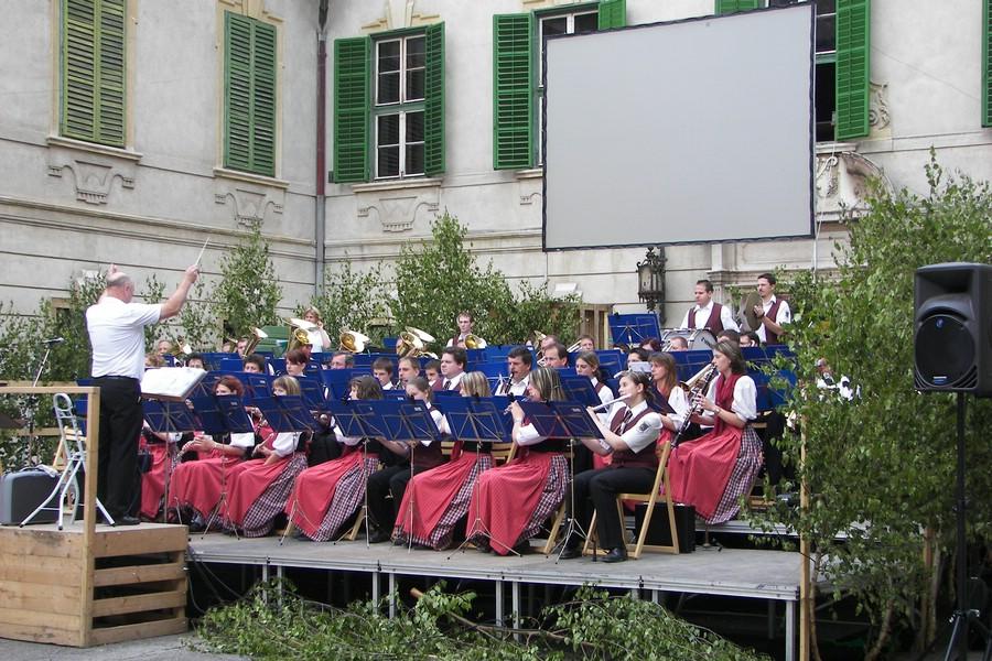Blasmusik G Llersdorf Filmusikkonzert 2007 Bild1
