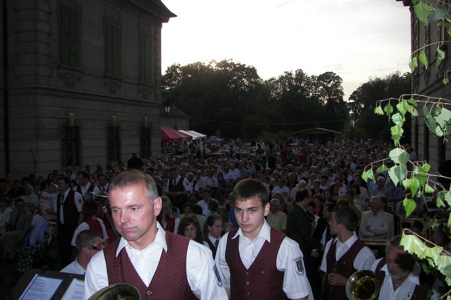 Blasmusik G Llersdorf Filmusikkonzert 2007 Bild3