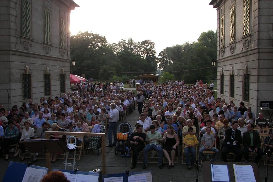 Blasmusik G Llersdorf Filmusikkonzert 2007 Bild5