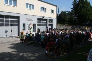 Blasmusik G Llersdorf Blasmusikfest 2009 0022