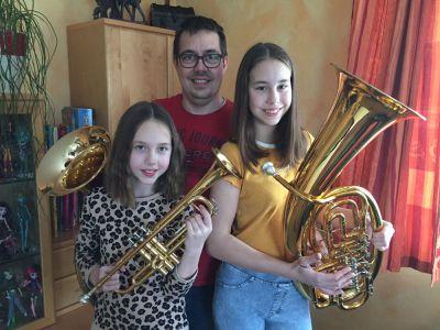 Werner, Lena, Julia